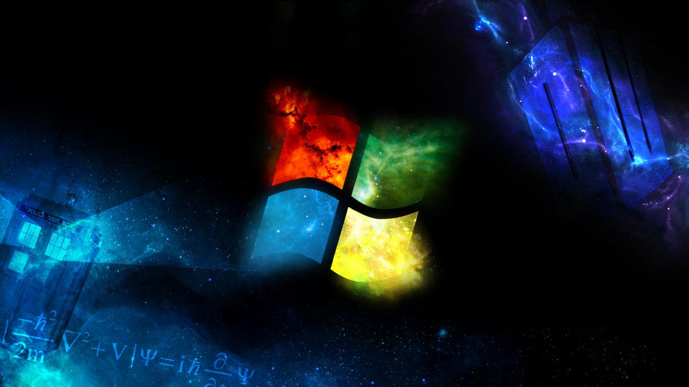 Windows doctor who wallpaper kai tattersall windows and doctor who wallpaper voltagebd Image collections
